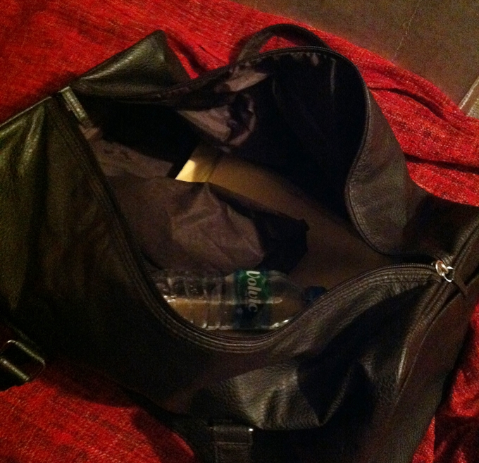 あらゆるシチュエーションで使用しているバッグ