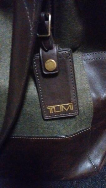 TUMIというブランドについて