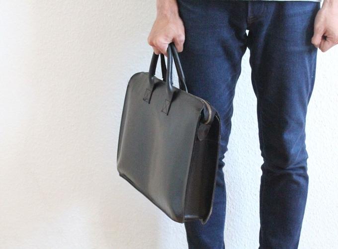 GLENROYALのバッグに出会えたのは幸運だったなと思う