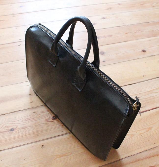 このバッグに愛着をもっている