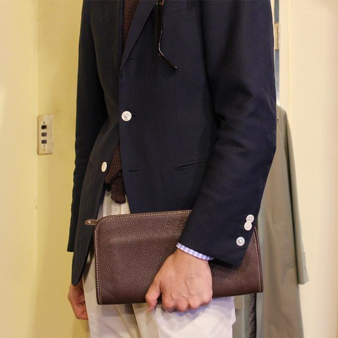 トラモンターノのクラッチバッグ