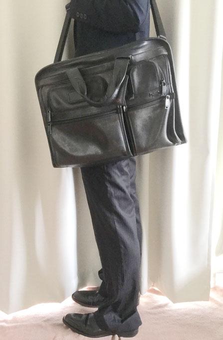 できる営業のバッグ