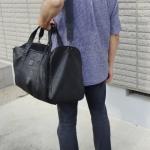 マルエムマツザキのボストンバッグ