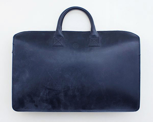 LIGHT WEIGHT BRIEF CASE グレンロイヤル