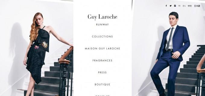 Guy Laroche(ギラロッシュ)