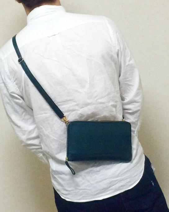 吉田カバンポーターのショルダーバッグ