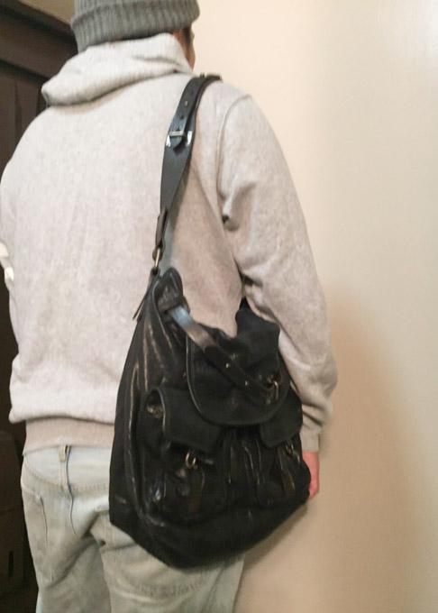 オールセインツスピタルフィールズのショルダーバッグ