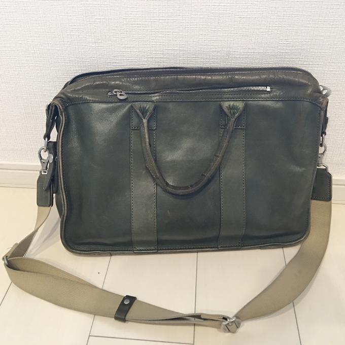 エルゴポックのビジネスバッグを購入したワケ