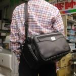 ペンタックスのショルダーバッグ