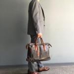 キーファーノイのA4ビジネスブリーフケースバッグ
