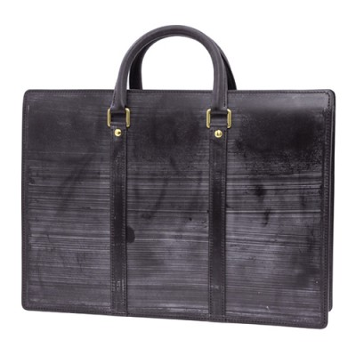 PORTER / SHOP ORIGINAL LEATHR BRIEF CASE