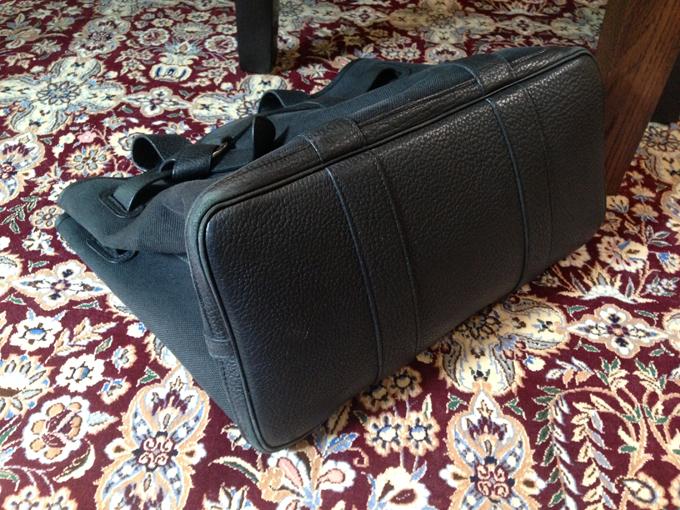 HERMESハンドバッグの使い心地
