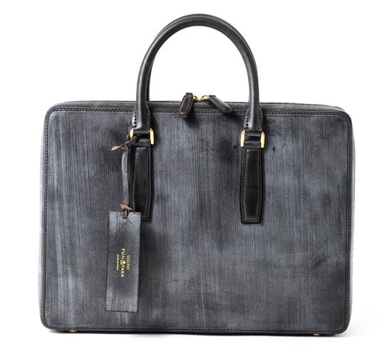 名巧 ブライドルレザービジネスバッグ A4ジャストサイズ No.643503