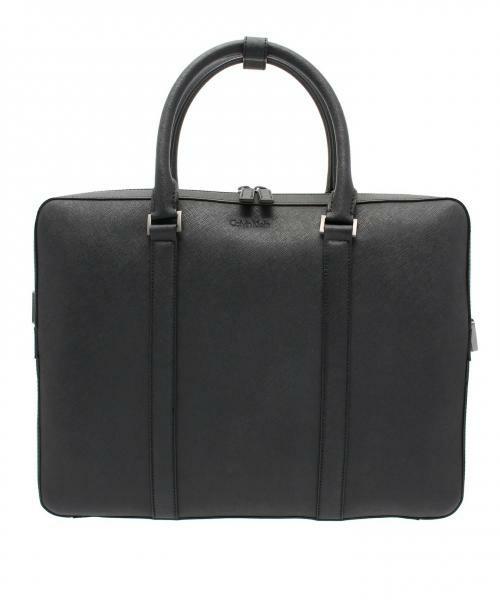 サフィアーノ レザービジネスバッグ