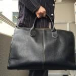 オロビアンコのビジネスバッグ
