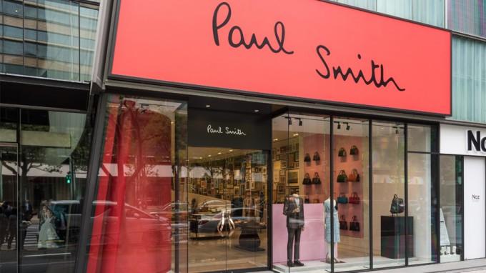 2016年4月にオープンしたポールスミス六本木店