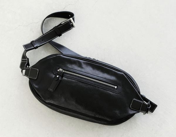 土屋鞄製造所 アルマス バッファローボディーバッグ