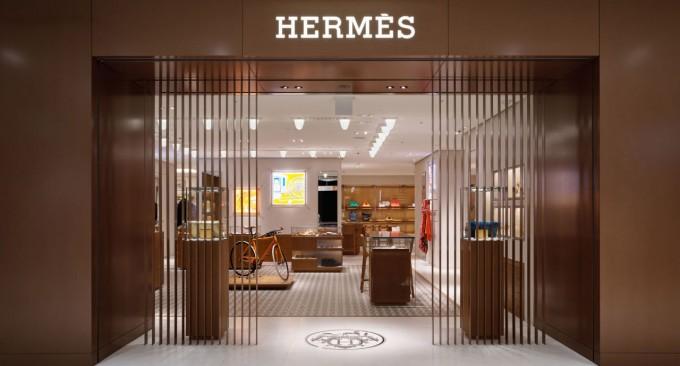 エルメスの店舗