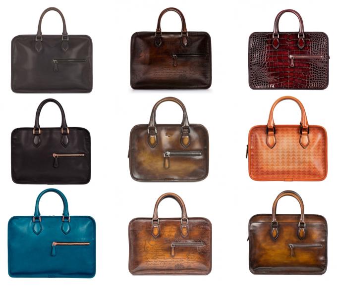 バッグのコレクション