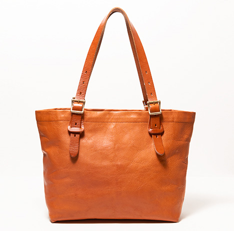 rubono leather -tote bag L size-