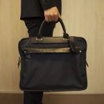 フェリージのビジネスバッグ