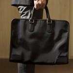 10年使用したポールスミスの2WAYビジネスバッグ