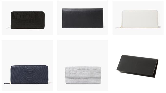 FAROの商品の中で、バッグよりも先に知名度を上げてきたのは財布