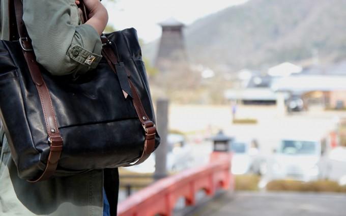 普通にビジネスバッグとして愛用している人もいる
