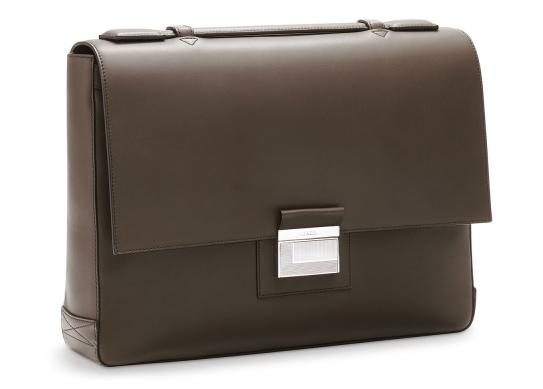1 gusset briefcase