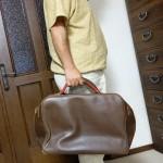 COACH(コーチ)製レザーバッグ