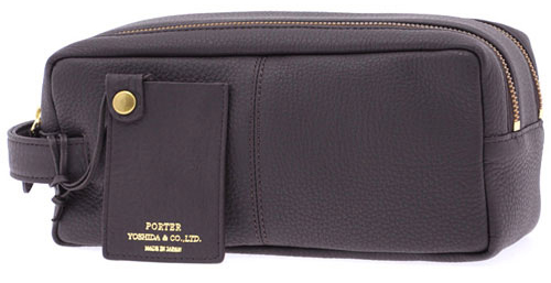 PORTER WITH POUCH