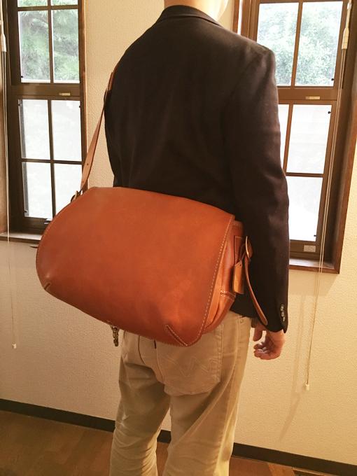 HERTZ(ヘルツ)メッセンジャーバッグ