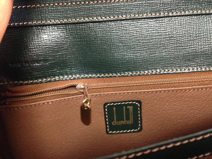 ダンヒルバッグの特徴