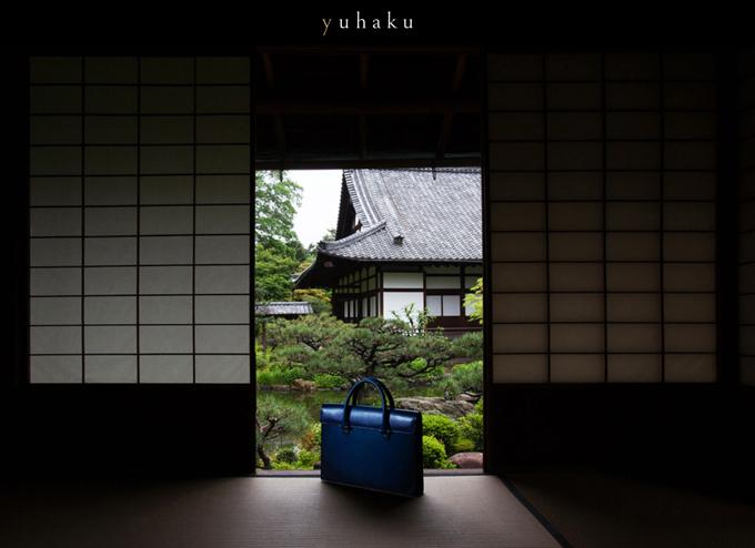 『YUHAKU(ユハク)』メンズバッグ