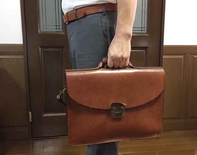 HERZ(ヘルツ)のビジネスバッグ