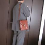 ヴァレンティノ オルランディのショルダーバッグ