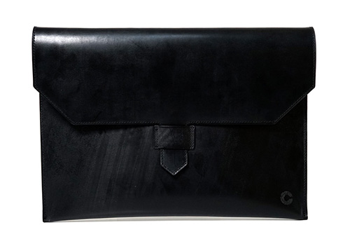 BRIDLE DOCUMENT CLUTCH