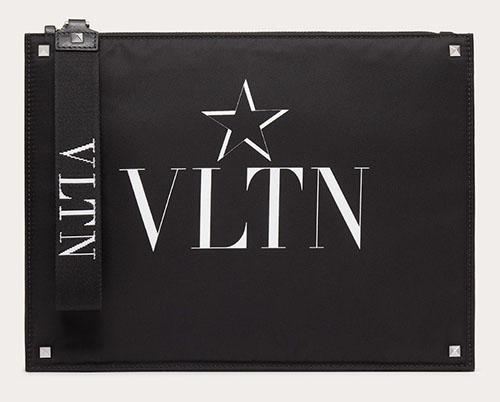 VLTNSTAR ナイロン クラッチバッグ