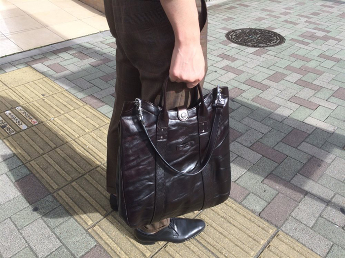 ダニエルボブのバッグはかわいい!