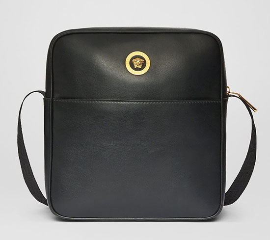 ICON LEATHER CROSSBODY BAG