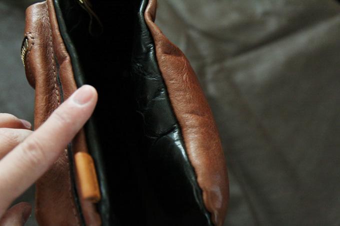 小物を入れるバッグとしては本当にちょうど良い