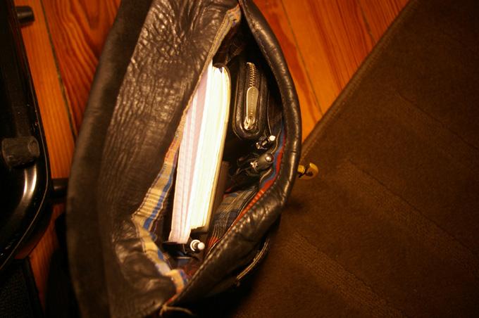 ポケットは大きく分けて2つ