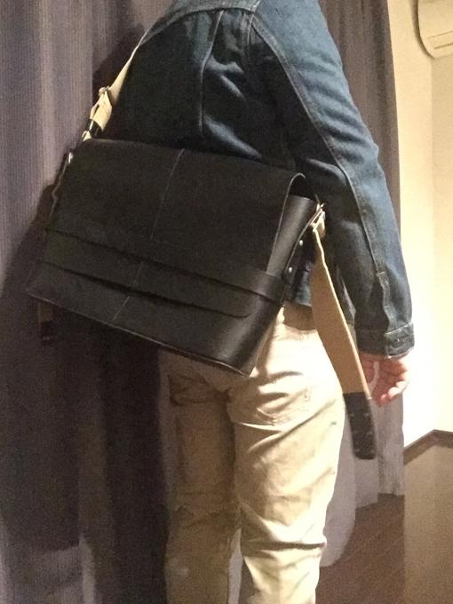 BROOKS ENGLAND(ブルックスイングランド)メッセンジャーバッグ