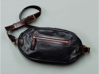 土屋鞄製造所 アルマスバッファローボディーバッグ