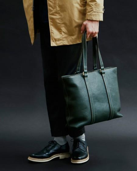 土屋鞄製造所 トーンオイルヌメデイリートート