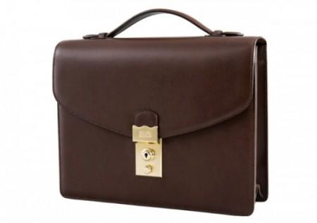 SOMES SADDLE(ソメスサドル) エグゼクティブセカンドバッグ