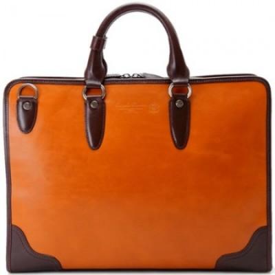 青木鞄 ビジネストートバッグ「止観」