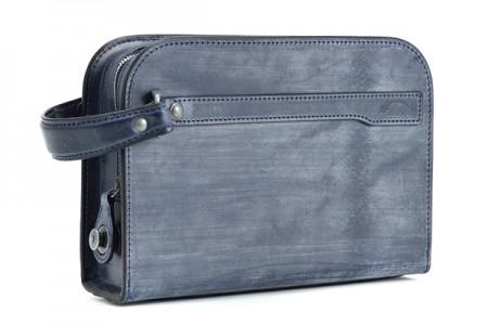 CORBO(コルボ) ブライドルレザーセカンドバッグ