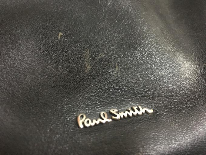 ポールスミスのブランドロゴ