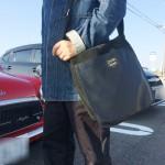 Jean Paul GAULTIER(ジャンポールゴルチェ)のメッセンジャーバッグ